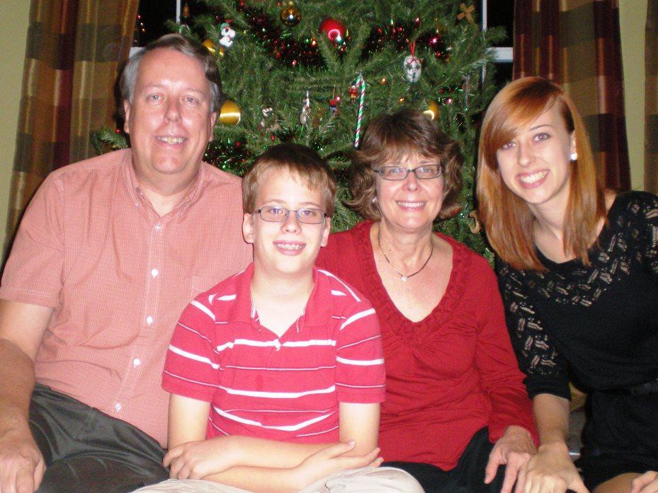 Family Christmas 2013-12-24
