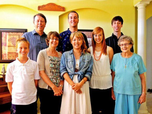 Family September 2012