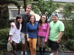 Ben's STINT Team